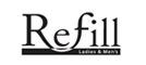 ロゴ:refill